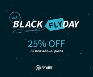 Flywheel Black Friday Sale