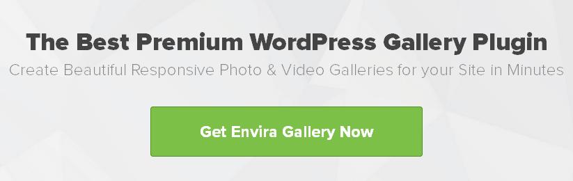 Banner Envira Gallery